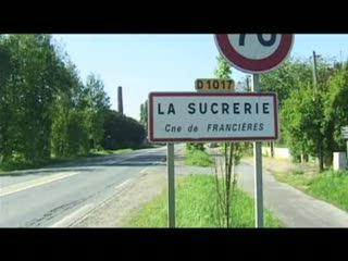 La sucrerie de Francières : lieu de mémoire de la manufacture sucrière